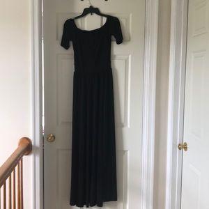 Dresses & Skirts - Long black dress